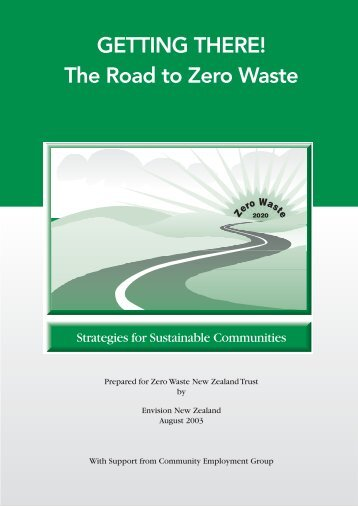 Getting there! The Road to Zero Waste