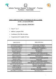 Documento 15 maggio 5CS