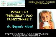 intervento del dott. Albini - Comune di Rimini - Elezioni