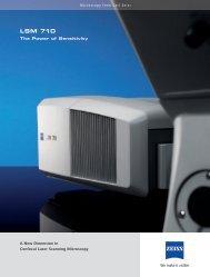 LSM 710 - Carl Zeiss
