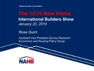 Rose Quint - International Builders' Show