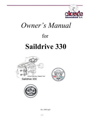 Saildrive Magazines