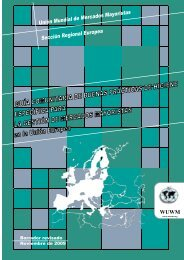 Noviembre de 2009 Borrador revisado - Eurocarne
