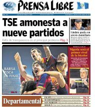 Departamental - Prensa Libre