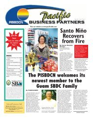 Santo Niño Recovers from Fire - Pacific Islands Small Business ...