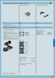 ILME CUSTODIA GUIDA CAVI PASSANTI 3 FORI D.5-13,5MM  CYR 16.3