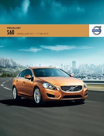Modeljaar 2011 (mei 2010) - Volvo