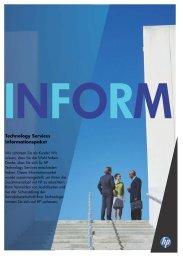 Technology Services Informationspaket - HP - Österreich - Hewlett ...