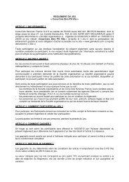 REGLEMENT DU JEU « Coca-Cola Zéro PS Vita » ARTICLE 1. QUI ...