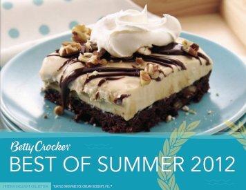 BEST OF SUMMER 2012