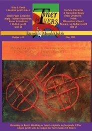 Katalog nr 49 - Velkommen til Etnisk Musikklubb