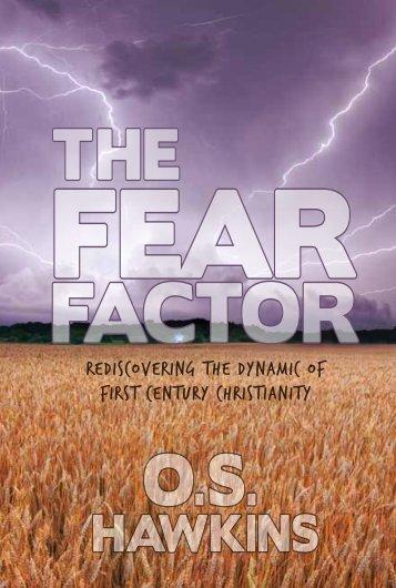 Fear Factor - GuideStone Financial Resources