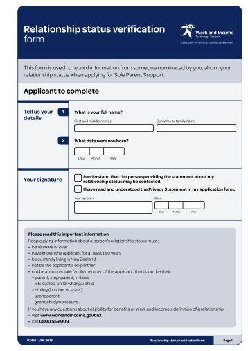 Income Verification Forms