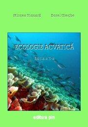 Ecologie acvatica - PIM Copy
