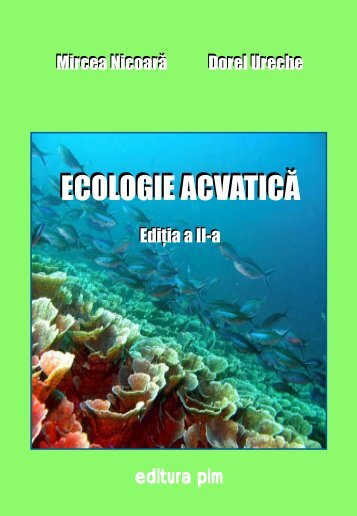 Ecologie acvatica - PIM Copy