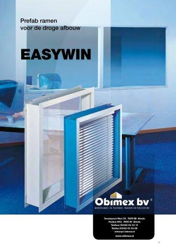 EASYWIN - Typisch Obimex
