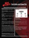 Tech Rider and Stage plot Indie Rock - La Plataforma - Page 2