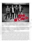 Tech Rider and Stage plot Indie Rock - La Plataforma - Page 3