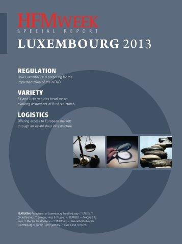 LUXEMBOURG 2013 - Darwin Platform