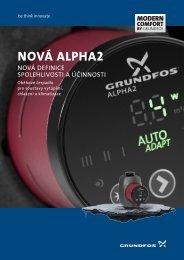 NOVÁ ALPHA2 - Grundfos