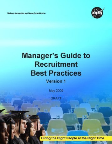 Manager's Guide to Recruitment Best Practices - NSSC Public ...