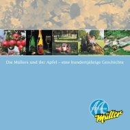 Die Müllers und der Apfel  - memo public relations