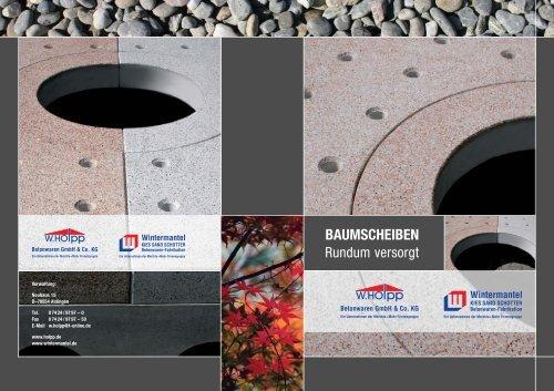 BAUMSCHEIBEN - Meichle & Mohr GmbH