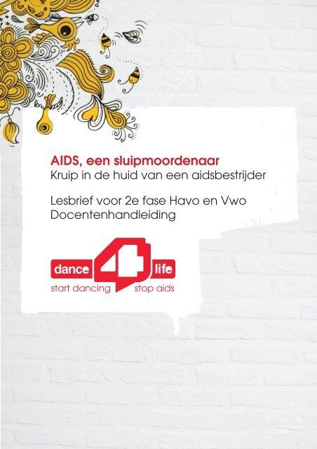 Docentenhandleiding - Dance4Life