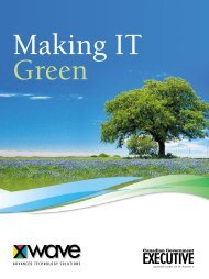 Making IT green - Information Technology Association of Canada