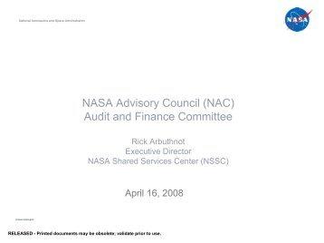 05-05-2008 - NASA