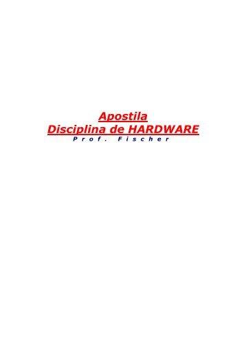 Apostila Disciplina de HARDWARE - Gerds