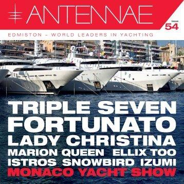Antennae - Edition 54 - Edmiston