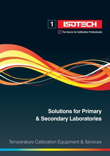 Solutions for Primary & Secondary Laboratories