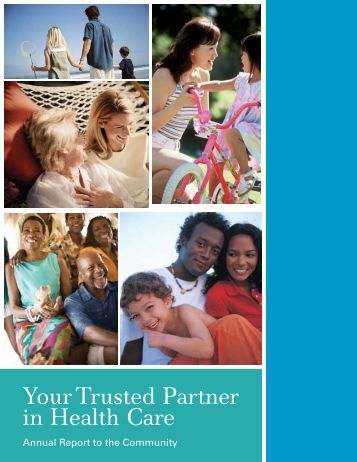 Your Trusted Partner in Health Care - Alliance for Advancing ...