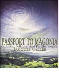 Passport to Magonia - Above Top Secret