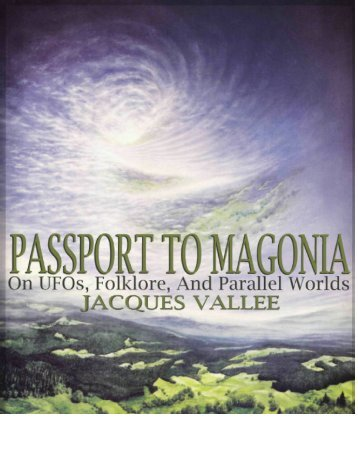 Passport to Magonia - Above Top Secret