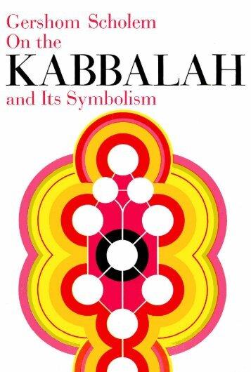 On the Kabbalah and Its Symbolism - Gershom Scholem.pdf