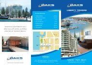 LIBERTY TOWERS - Oaks Hotels & Resorts