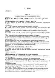 L.R. 5/2010 - Portale turismo della Provincia di Teramo