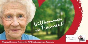 Unsere Hausbroschüre - AWO Angebote für Senioren in Oberbayern