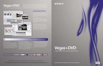Vegas®+Dvd