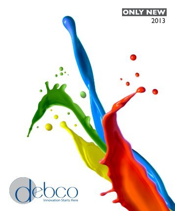 ONLY NEW 2013 - Debco Your Solutions Provider | Home