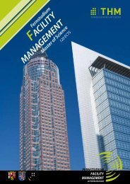 Facility Management (Master of Science/ Zertifikat) - ZFH