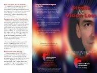 Stroke Vision Loss - Providence