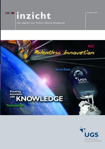 UGS Inzicht - Siemens PLM Software