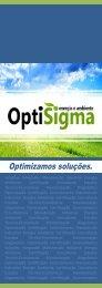 PDF de brochura informativa da OptiSigma - ISR-Coimbra
