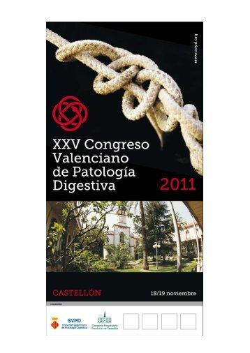 Programa del congreso