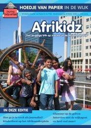 Afrikidz - Wijktijgers