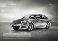 C-Klass Sedan Business. - Mercedes-Benz