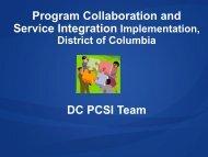No Slide Title - Urban Coalition for HIV/AIDS Prevention Services